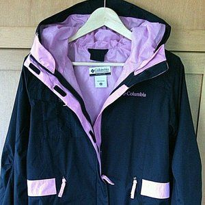 Columbia 3-in1 Winter Jacket Youth Size 14/16 Hood